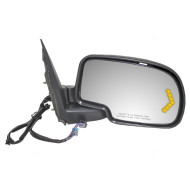 Cadillac Chevrolet GMC New Passengers Power Side View Mirror Glass Housing Heated Signal Memory Power Folding