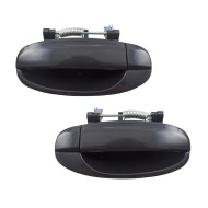 04 05 06 Chevrolet Aveo Sedan New Pair Set Rear Outside Exterior Outer Door Handle