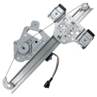 Picture of 06-10 Hummer H3 & 09-10 H3T New Drivers Rear Power Window Regulator & Motor Assembly Aftermarket