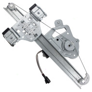Picture of 06-10 Hummer H3 & 09-10 H3T New Passengers Rear Power Window Lift Regulator w/ Motor Assembly