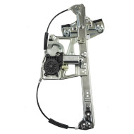 00-01 Cadillac DeVille New Passengers Front Window Lift Regulator With Motor Assembly
