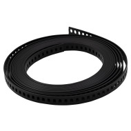 Picture of Oldsmobile Pontiac Chevrolet Cadillac New Window Regulator Repair Tape 20' Black Plastic Roll