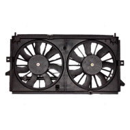 Picture of 00-03 Chevrolet Impala Monte Carlo New Dual Radiator & ACURA A/C Condenser Fan Assembly Aftermarket