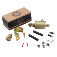 55-87 GM Ford Jeep Various Models New Electric Fuel Pump & Strainer Set Aftermarket Replacement