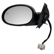 Picture of 00-01 Dodge Plymouth Neon New Drivers Power Side View Mirror Glass Housing Heated Textured Assembly