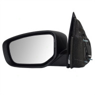 Picture of 13-15 Dodge Dart New Drivers Manual Side View Mirror Glass Housing Assembly