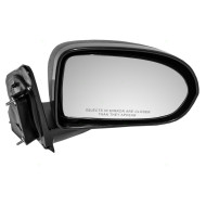 07-14 Jeep Compass New Passengers Manual Side View Mirror Glass Housing Assembly
