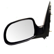 95-98 Ford Windstar Van New Drivers Manual Side View Mirror Glass Housing Assembly