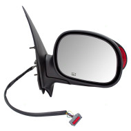 Picture of 00-02 Ford Expedition Lincoln Navigator New Passengers Power Side View Mirror Heated Memory Signal Lamp