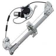 Picture of 98-03 Ford Escort ZX2 New Front Drivers Power Window Lift Regulator & Motor Assembly