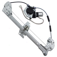 Picture of 98-03 Ford Escort ZX2 New Front Passengers Power Window Lift Regulator & Motor Assembly