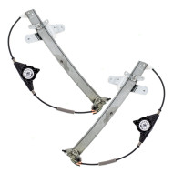 Picture of 98-11 Lincoln Town Car New Pair Set Front Power Window Lift Regulators Aftermarket