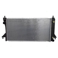 Picture of Ford Taurus Mercury Sable New Radiator Assembly