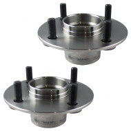Picture of 00 01 02 03 04 05 06 Nissan Sentra New Pair Set Rear Wheel Hub Bearing Assembly