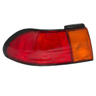 95-96 Nissan Sentra New Drivers Taillight Taillamp Quarter Panel Mounted Lens Housing Assembly DOT