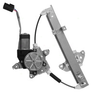 Picture of Nissan Altima Maxima New Passengers Rear Power Window Lift Regulator with Motor Assembly