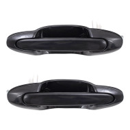 Picture of 00 01 02 03 04 05 06 Mazda MPV New Pair Set Rear Outside Exterior Outer Sliding Door Handle Aftermarket