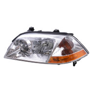 Picture of 01-03 Acura MDX New Drivers Headlight Headlamp Lens Housing Assembly Aftermarket DOT