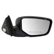 08-12 Honda Accord Coupe New Passengers Power Side View Mirror Glass Housing Assembly