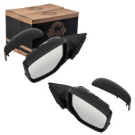 08-12 Honda Accord New Pair Set Power Side View Mirror Glass Housing Heat Heated Assembly