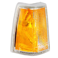 Volvo 740 760 New Passengers Signal Side Marker Light Amber Lamp Housing Assembly Dot