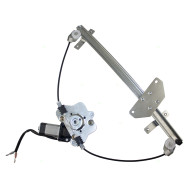 Picture of 00-04 Volvo S40 V40 New Drivers Front Power Window Lift Regulator & Motor Assembly