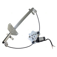 Picture of 00-04 Volvo S40 V40 New Passengers Front Power Window Lift Regulator & Motor Assembly