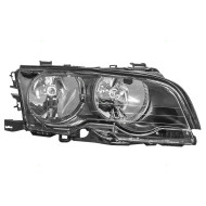 Picture of 00-01 BMW 3 Series New Passengers Halogen Headlight Headlamp Lens Housing Assembly DOT