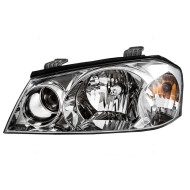 Picture of 01-02 Kia Optima New Drivers Headlight Headlamp Lens Housing Assembly DOT Aftermarket