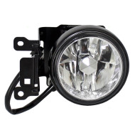 Picture of 00-04 Mitsubishi Montero Sport New Drivers Fog Light Fog Lamp Lens Housing Assembly SAE