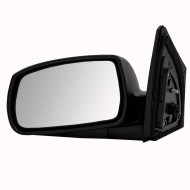 10-15 Hyundai Tucson SUV New Drivers Power Side View Mirror Glass Housing Heated Textured