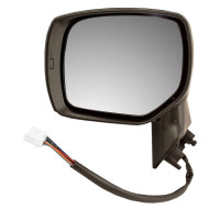 Picture of 14 15 Subaru Forester New Drivers Power Side View Mirror Glass Housing Heated Assembly
