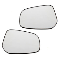 Picture of 15-17 Mitsubishi Lancer / Sportback & 15 Evolution New Pair Set Side View Mirror Glass w/ Base Heated