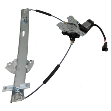 02-07 Saturn Vue New Drivers Front Power Window Lift Regulator with Motor Assembly Aftermarket