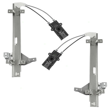 Regal century intrigue rear set of for 2002 buick regal window regulator