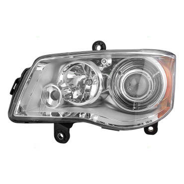 Picture of 08-14 CHRYSLER TOWN & COUNTRY HID HEADLAMP ASSEMBLY EXC SMART BEAM LH W/O HID KIT