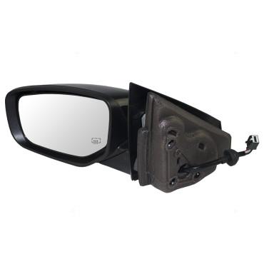 2016 Dodge Dart Drivers Side View Power Mirror Heated