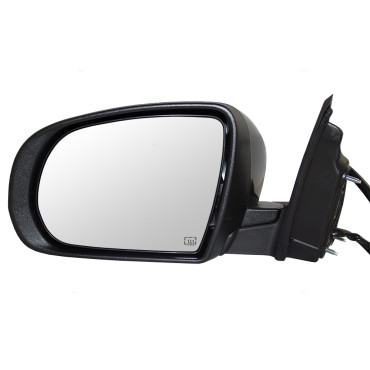 14 15 16 jeep cherokee drivers side view power mirror. Black Bedroom Furniture Sets. Home Design Ideas