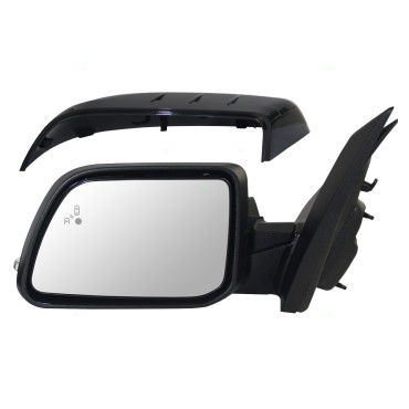Ford Edge New Drivers Power Side View Mirror Heated Memory Puddle Lamp