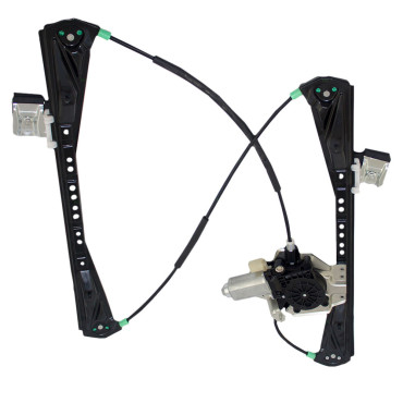00-02 LN LS POWER WINDOW REGULATOR W/MOTOR FRONT LH 00-02 JA S TYPE THRU VIN M45254