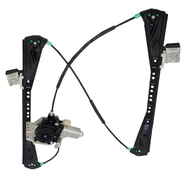 Picture of 00-02 LINCOLN LS POWER WINDOW REGULATOR W/MOTOR FRONT RH 00-02 JA S TYPE THRU VIN M45254