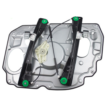 05-07 Ford Freestyle New Drivers Front Power Window Lift Regulator & Door Panel Aftermarket
