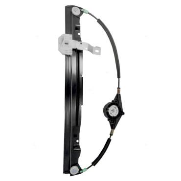 Brock supply 02 10 ford explorer power window regulator for 2002 mercury mountaineer window regulator replacement