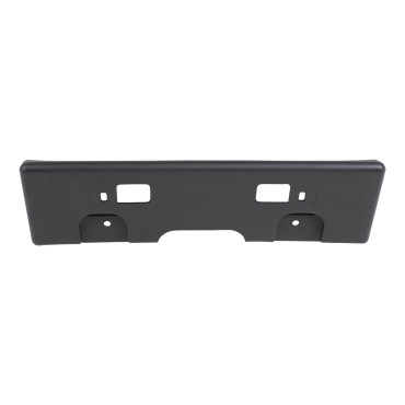 Picture of 07-12 Nissan Sentra New Front License Plate Holder Bracket Assembly Aftermarket