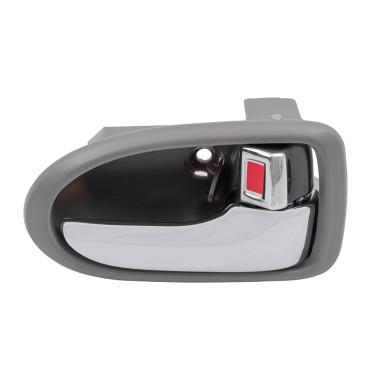 00 06 mazda mpv passengers front inside door handle chrome - 2002 mazda protege door handle interior ...