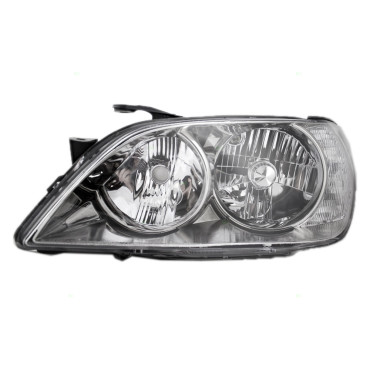 01-05 Lexus IS300 New Drivers HID Combination Headlamp Headlight w/ Chrome Bezel Housing Unit