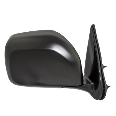 00 Toyota Tacoma Pickup Truck New Passengers Manual Side View Mirror Glass Housing