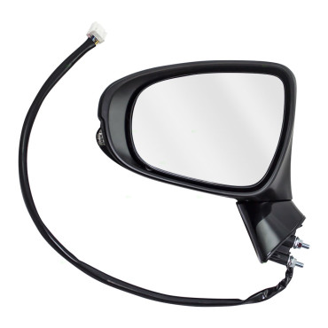Lexus GS350 GS450h GS200t Drivers Power Side View Mirror Glass Housing Heated Signal Memory Puddle Lamp