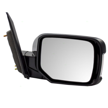 Autoandart Com 09 14 Honda Pilot Suv New Passengers Power Side View Mirror Glass Housing With