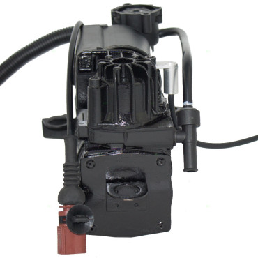 04-10 Audi A8 Quattro 4.2L Air Compressor Suspension Pump Assembly